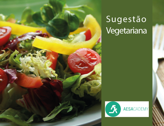Sugestão Vegetariana
