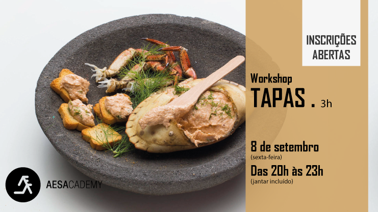 Workshop Tapas - 3h