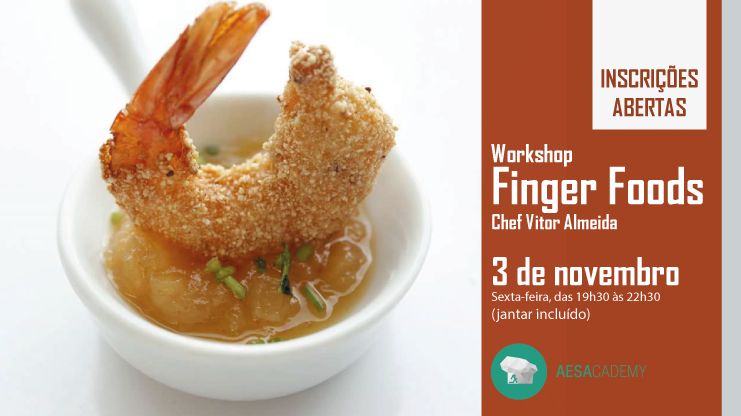 Workshop Finger Foods