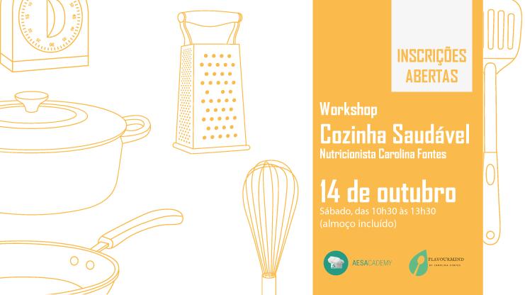 Workshop Cozinha Saudável