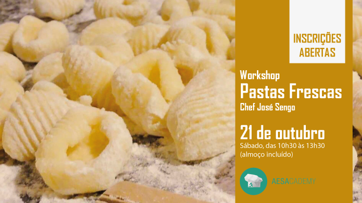 Workshop Pastas Frescas