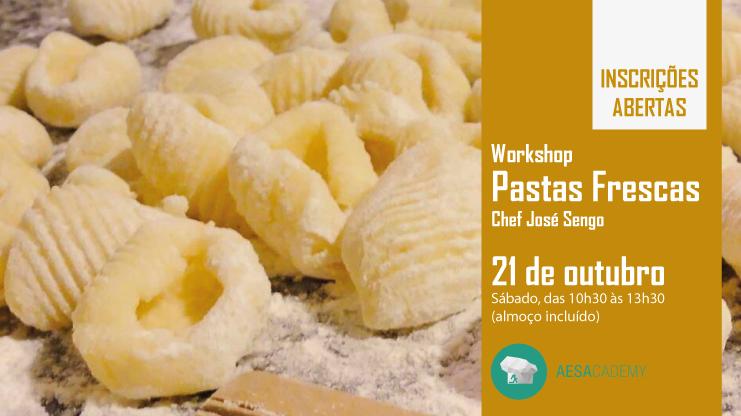Workshop Pastas Frescas