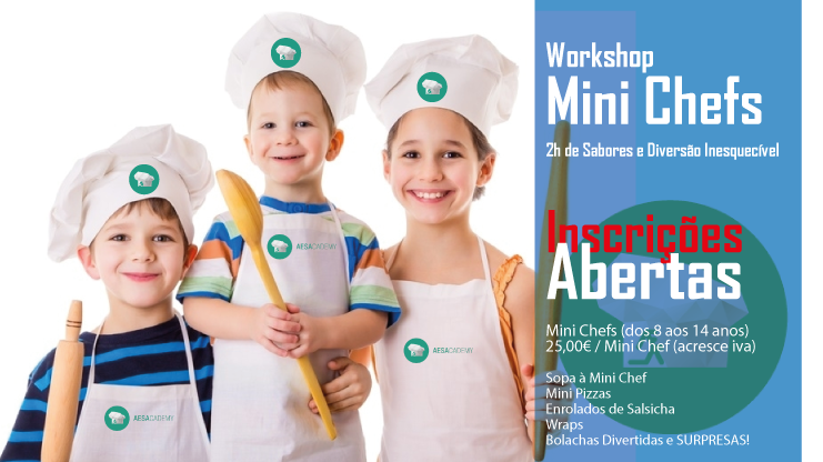 Workshop Mini Chefs