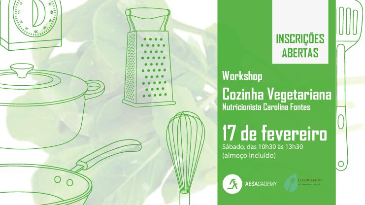 Workshop Cozinha Vegetariana
