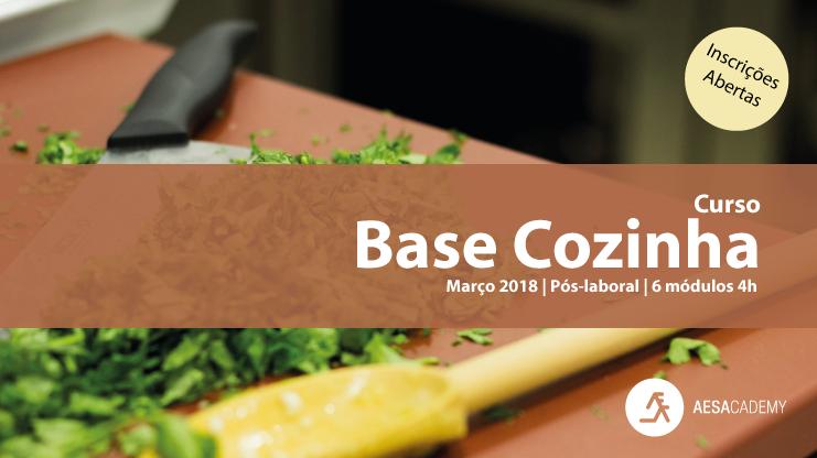 Curso Base Cozinha 24h