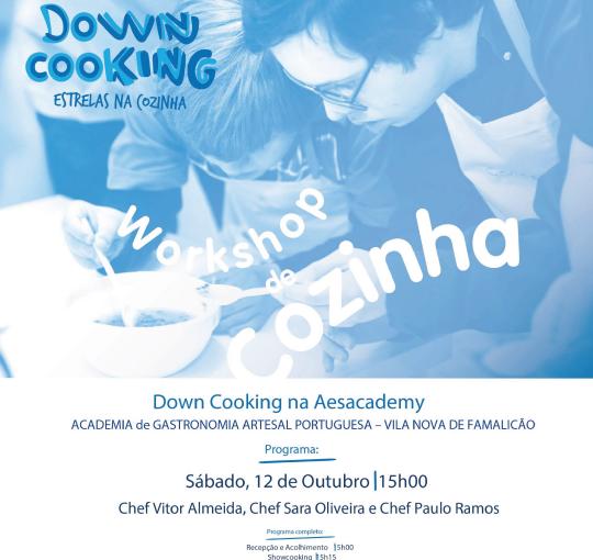 Down Cooking – Estrelas na Cozinha