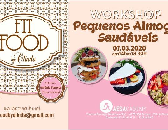 Workshop Pequenos-almoços Saudáveis