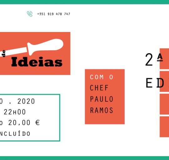 Segunda Sessão do Fuzil de Ideias