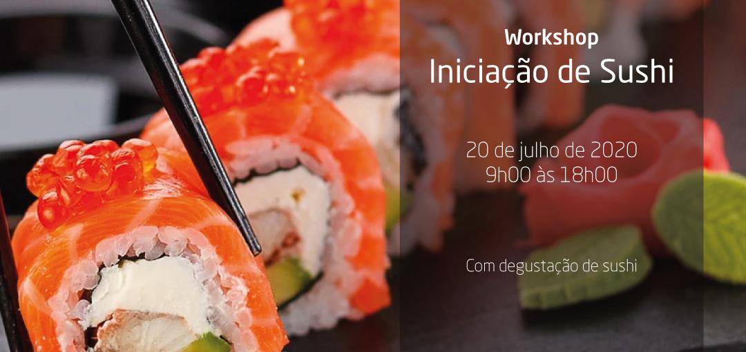 Workshop - Iniciação de Sushi