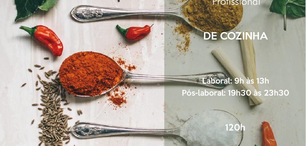 Curso de Base de Cozinha PÓS-LABORAL