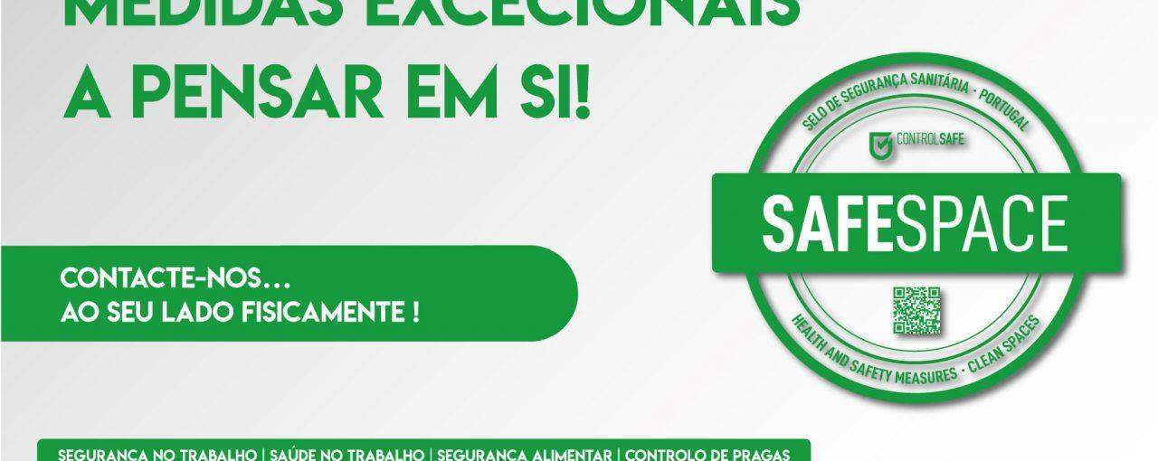MEDIDAS EXCECIONAIS A PENSAR EM SI!